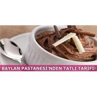 Baylan Pastanesi'nden Ağız Sulandıran Tarif!
