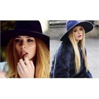 2014 Moda Trendi: Geniş Şapkalar