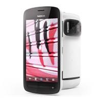 41 Megapiksellik Nokia 808 Pure View