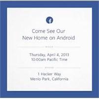 Facebook Telefonu Nasıl Olacak?