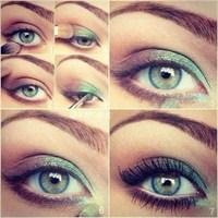 Çekici Gözler İçin Makyaj Uygulamaları