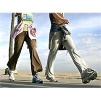 Doğru Yürüyüş İle Form Tutun