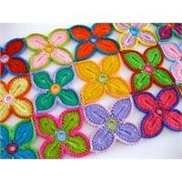 Renk Cümbüşü Battaniye Modelleri