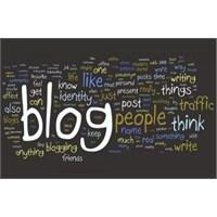 Blogların Sanal Alemdeki Yeri