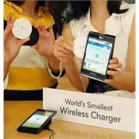 Dünyanın En Küçük Kablosuz Şarj Cihazı Tanıtıldı!