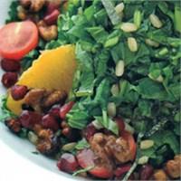Zayıflamaya Destek Buğdaylı Roka Salatası
