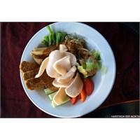 Bali'de Yemekler