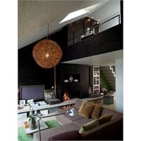 Loft # Stockholm'de Bir Çatı Stüdyosu
