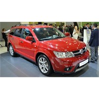 2012 Fiat Freemont İstanbul Autoshow'da