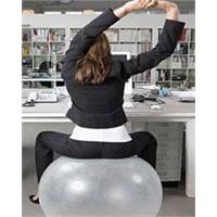 Bu Egzersizler Oturanlara İyi Geliyor
