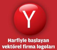 Y Harfiyle Başlayan Vektörel Logolar