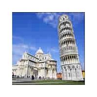 Harika Bir Mimari: Pisa Kulesi (Pizza Kulesi)