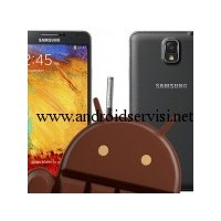 Galaxy Note 3 Android Kitkat Darbesi