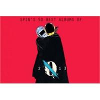 2013'ün En İyi Albümleri Listeleri: Spin Top 50