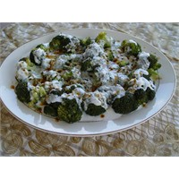 Yoğurtlu Brokoli - Yogurtkitabi.Com