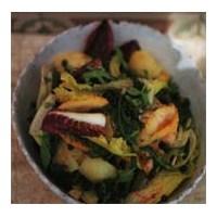İtalyan Usulu Yeşil Salata