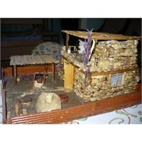 Minyatür Bağ Evi