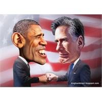 Obama Ve Romney' İn Web Siteleri Türklere Emanet!