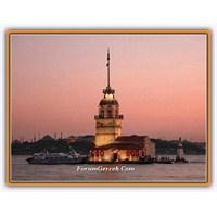 Geçmişten Günümüze: Kız Kulesi