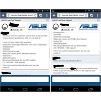 İşte Yeni Nexus 7'nin Özellikleri!