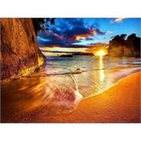 Cathedral Cove Plajı, Yeni Zelanda