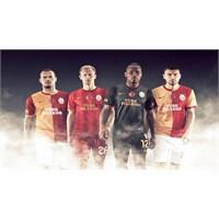 Galatasaray'ın 3.Forması Tanıtıldı