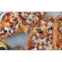 Mayasız Çıtır Pizza Tarifi