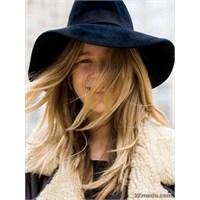 İpekyol Bayan Fötr Şapka Modelleri 2014