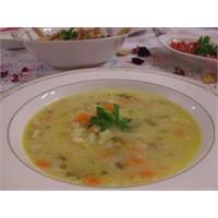 Kış Mevsimi İçin Sebze Çorbası