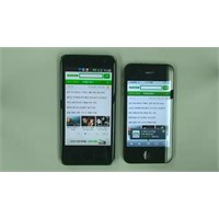 İphone 4 Ve Lg Optimus 2x Web Tarayıcı Hız Testi
