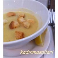 Süzme Sarı Mercimek Çorbası