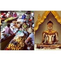 10 İnstagram Fotoğrafında Bangkok