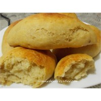 Ev Usulü Sütlü Ekmek