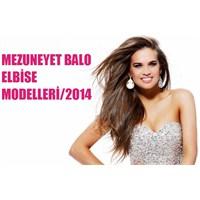 Mezuniyet Balosu Elbise Modelleri 2014