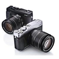 Fujifilm 2.8 İnç 16,3 Mp Fujifilm X-e1 Kamera