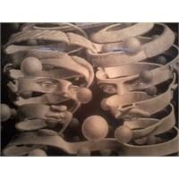 M. C. Escher Ve Cagdasları Sergisi Cermodern