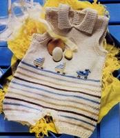 Çok Cici Bebek Tulum Örgü Modelleri