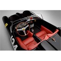 Klasik Otomobil Serisi { 1957 Ferrari 250tr }