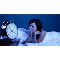 Uyuyamama Problemi İçin Tavsiyeler…