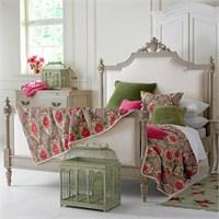Vintaje Tarzı Yatak Odası Dekorasyonu
