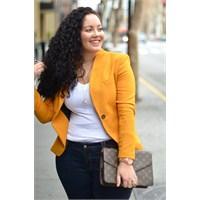 Kilolu Kadınlar İçin Giyim Önerileri