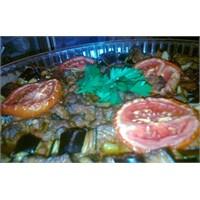 Ramazan Menülerinden Patlıcak Kebabı