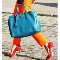 Kadınlar İçin 2013 İlkbahar / Yaz Çanta Trendleri
