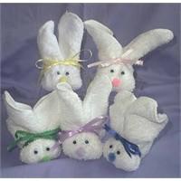 Havludan Tavşan Yapalım