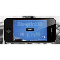 Blueprint 3d İphone Puzzle Oyunu