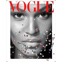 Vogue Türkiye Aralık : Joan Smalls