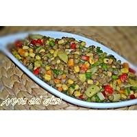 Renkli Salata (Hemde Bahar Gibi)
