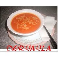 Kirmizi Biber(Kapya)çorbasi