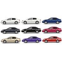 Otomobilde Renk Seçiminin Önemi