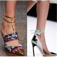 2013 Yaz Bayan Ayakkabı Trendleri